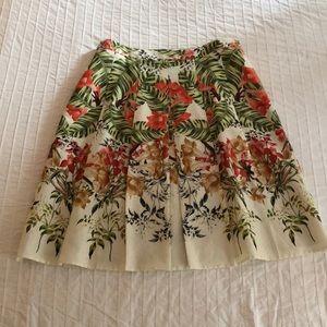 Talbot's pleated skirt sz 16